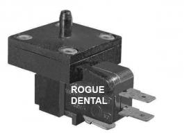 Pelton & Crane Spirit Micro Switch & Diaphragm Assy  | Rogue Dental